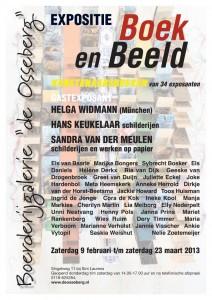 Boek en Beeld 2013