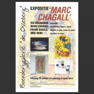 Expositie Marc Chagall