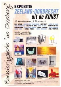 Expositie Zeeland-Dordrecht