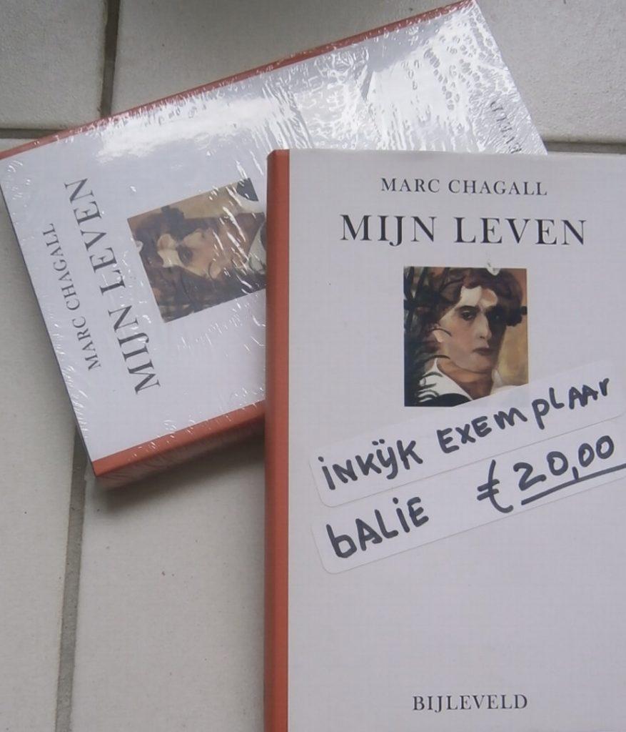 Marc Chagall Mijn leven